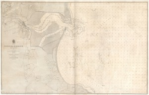 Wexford Harbour Chart 1845