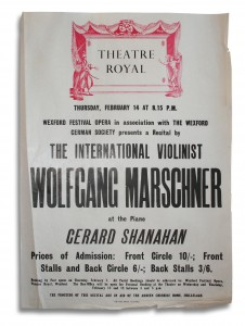 Wex Arch Theatre Poster